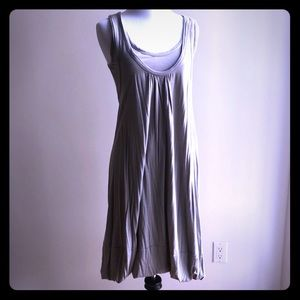 Marc by Marc Jacobs layered tank dress XS
